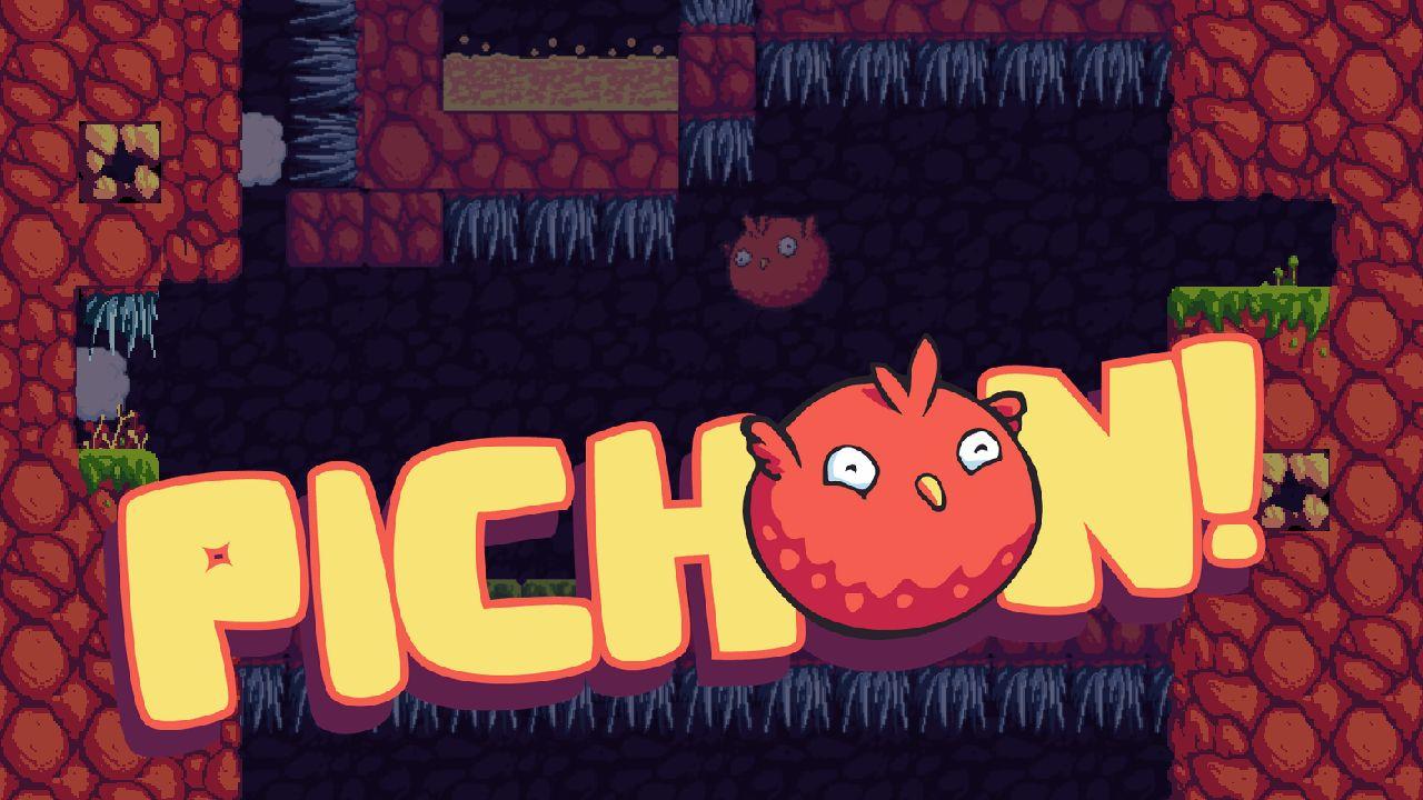 Image Pichon: The Bouncy Bird