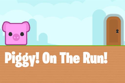 Image Piggy On The Run