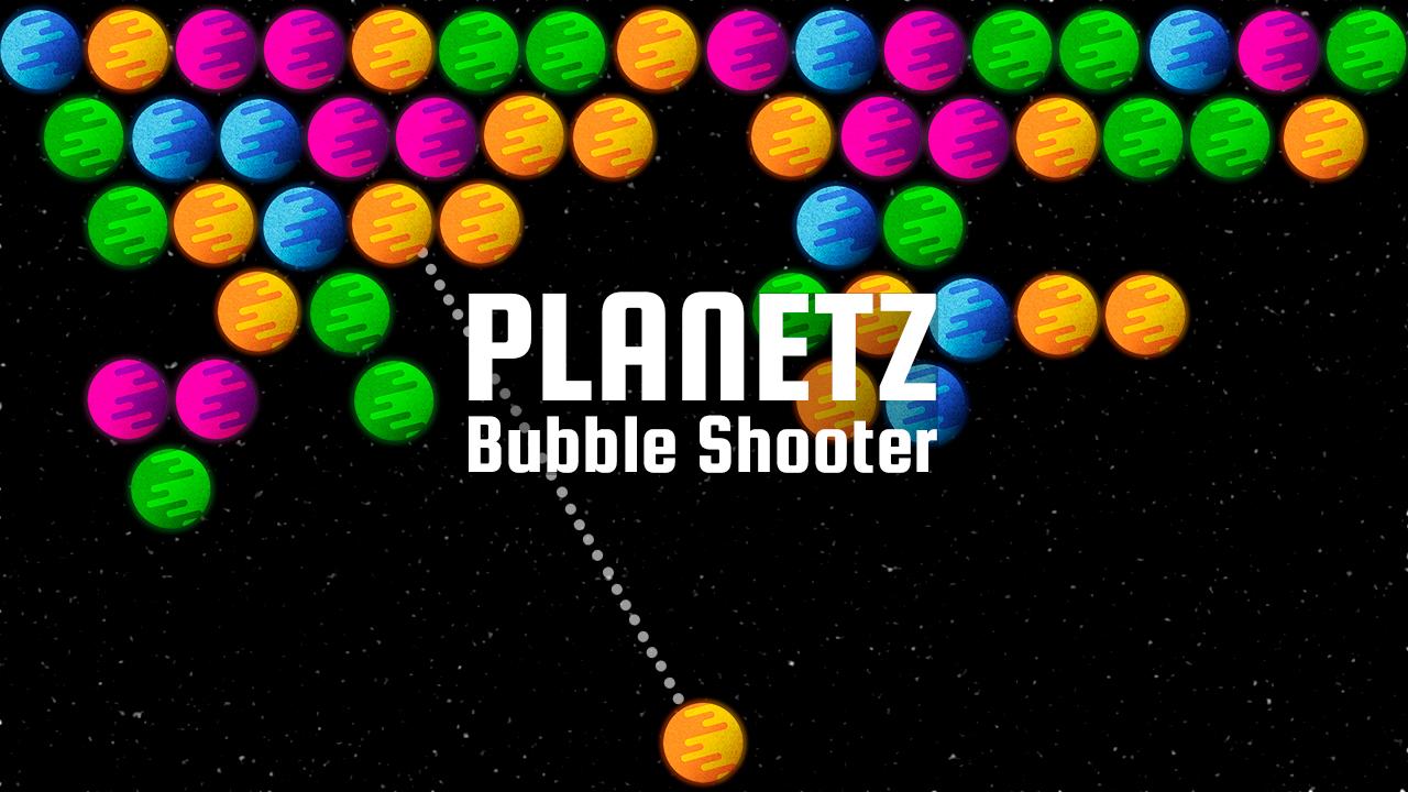 Image Planetz: Bubble Shooter