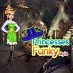 Princesses Funky Style