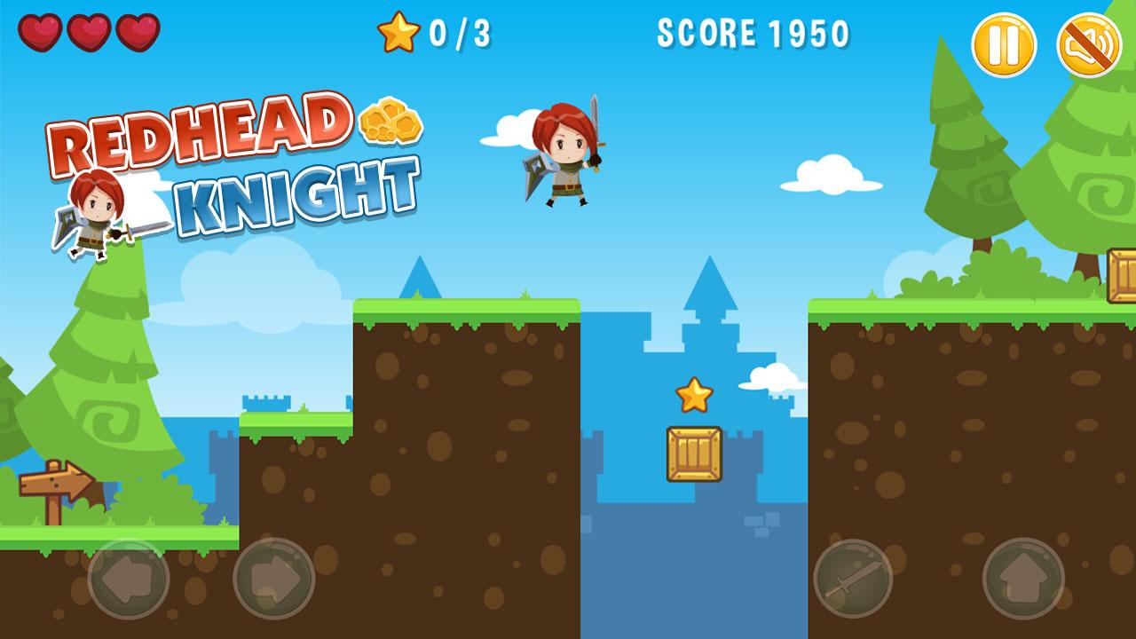 Image Redhead Knight