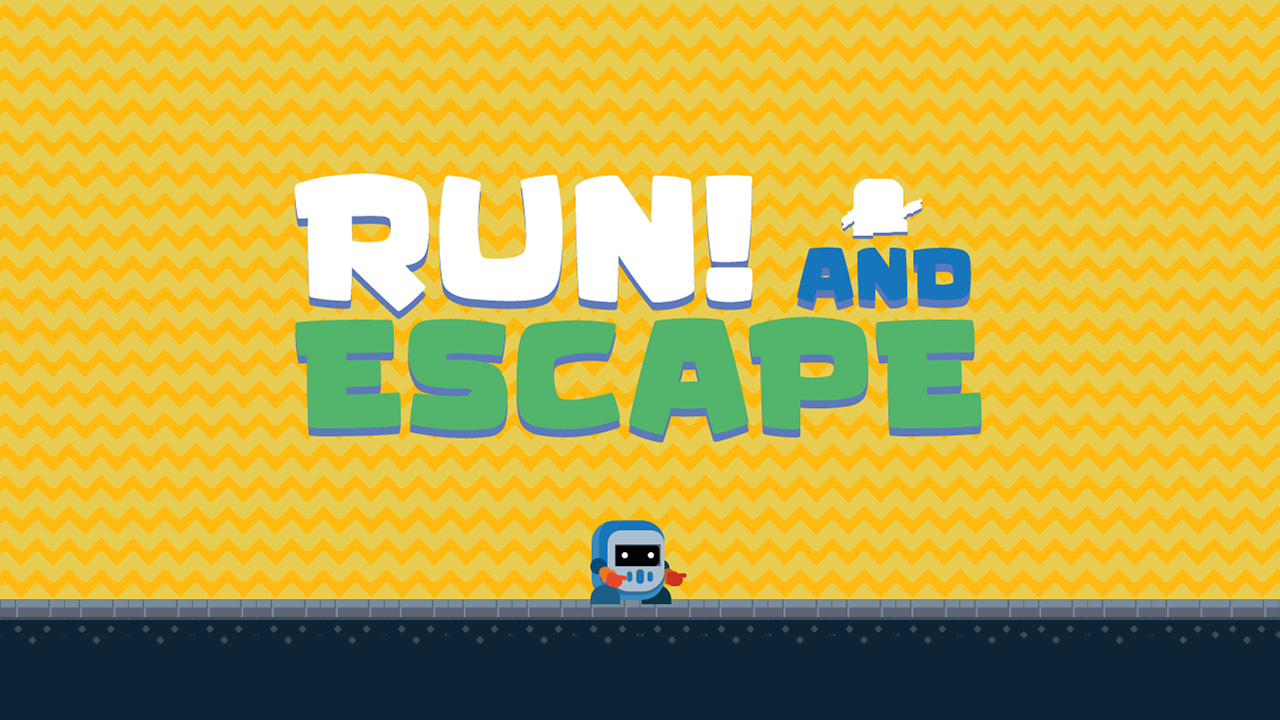 Image Run! and Escape