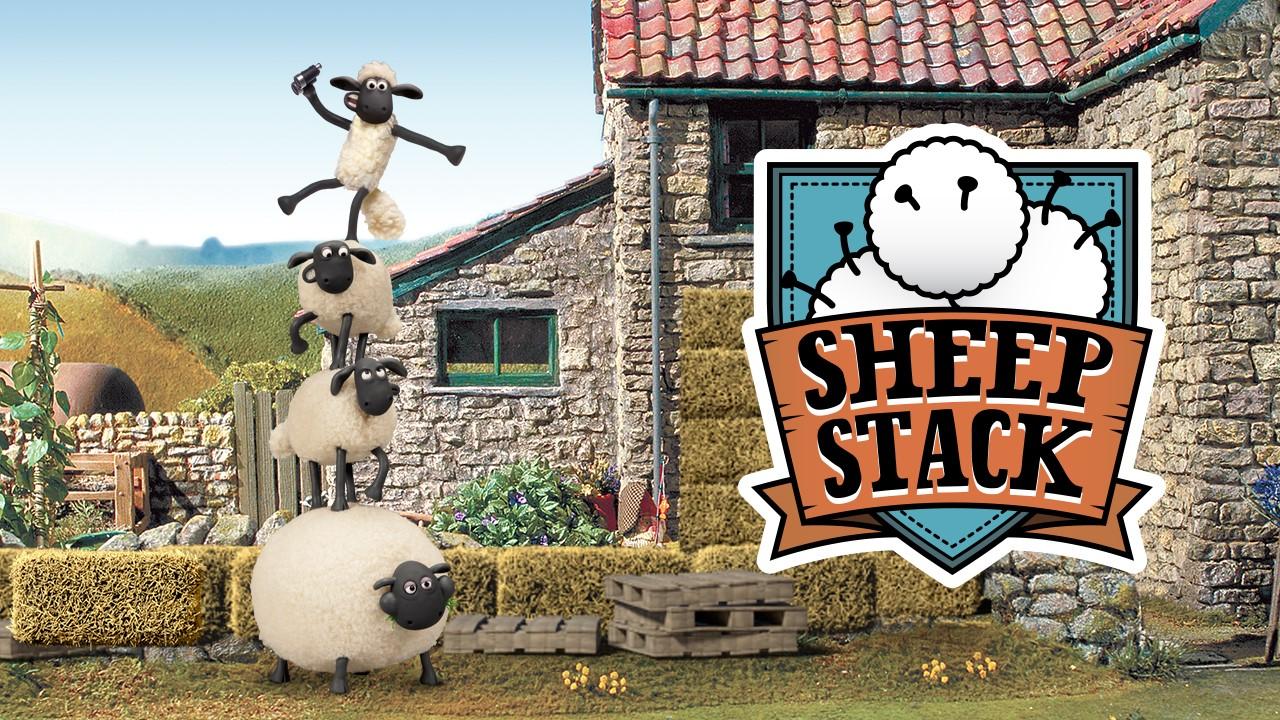 Image Shaun The Sheep Sheep Stack