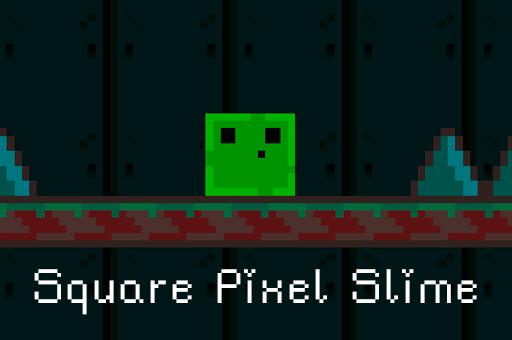 Image Square Pixel Slime