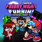 Super Friday Night Funki vs Minedcraft