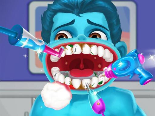 Image Superhero Dentist