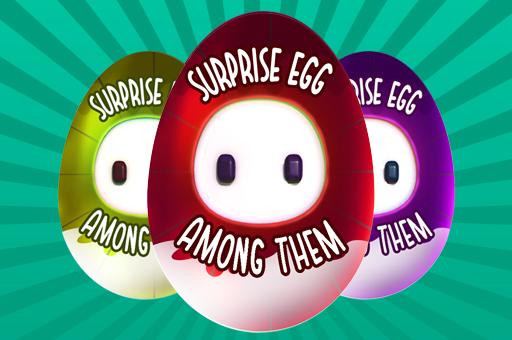 Image Surprise Egg Among Them