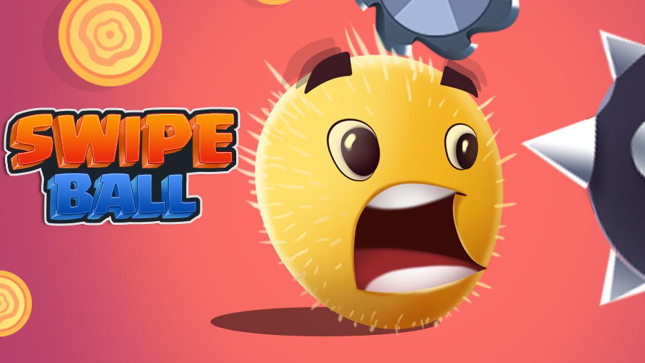 Image Swipe Ball