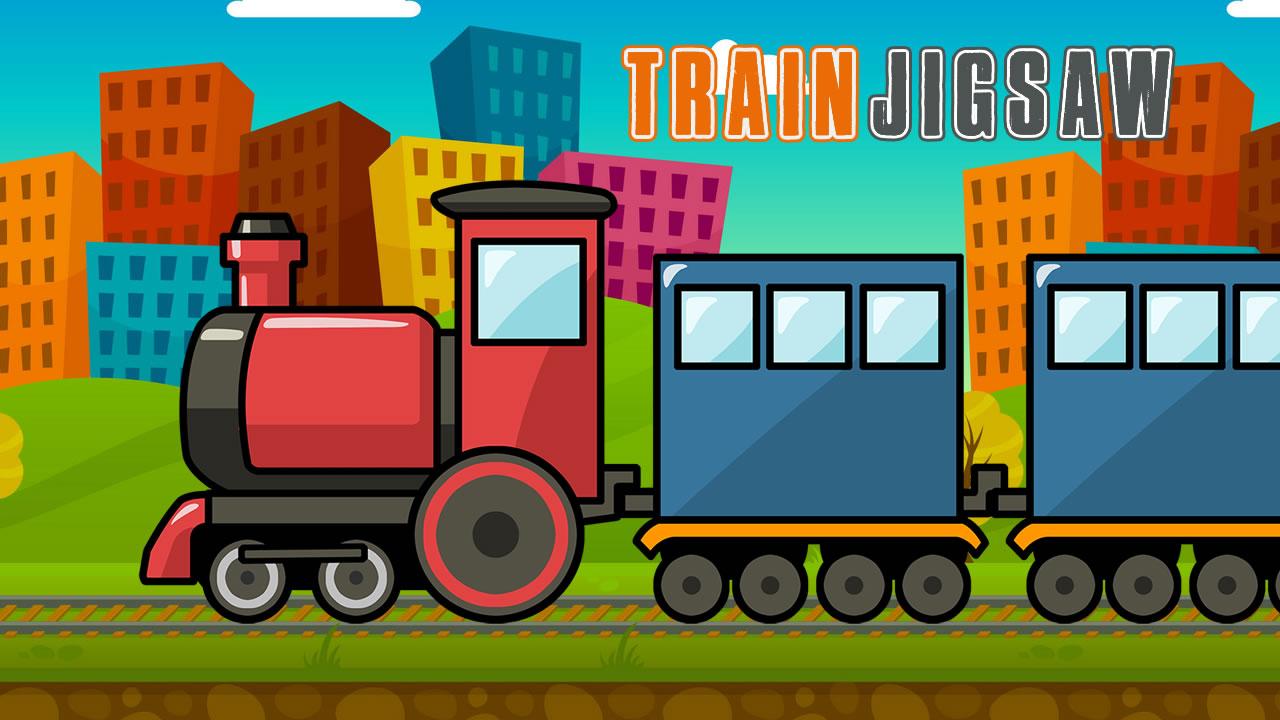 Image Train Jigsaw