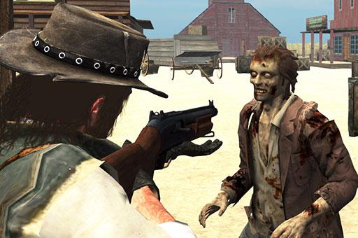Image Wild West Zombie Clash
