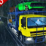 Car Transporter Truck Simulator