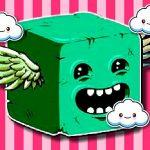 Cube Endless Jumping