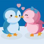 Cute Penguin Puzzle