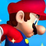 Fullscreen Mario
