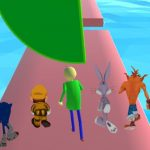 Fun Race 3D – baldi's basics