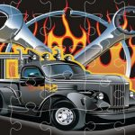 Hot Rod Jigsaw