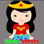Kids Super Heroes