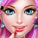 Mermaid Dress up & Makeover – Color by Number