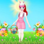 Princess Easter hurly-burly