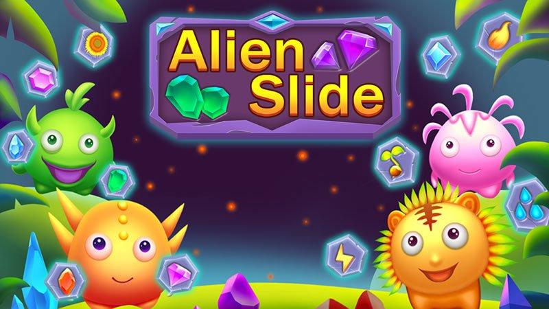 Image Alien Slide