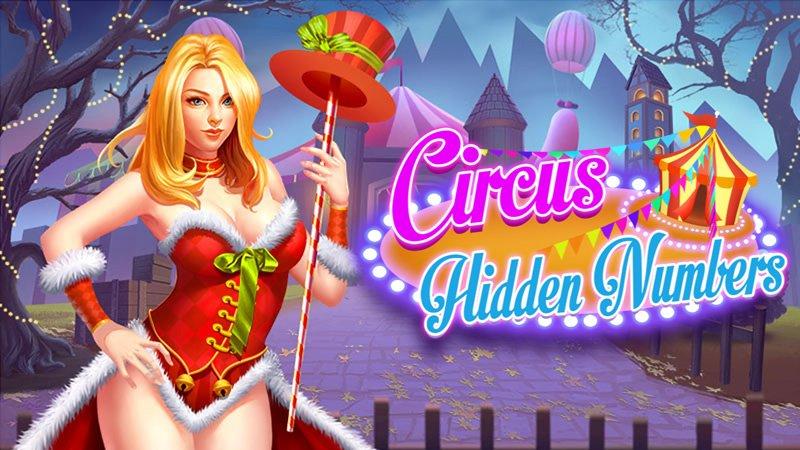 Image Circus Hidden Numbers