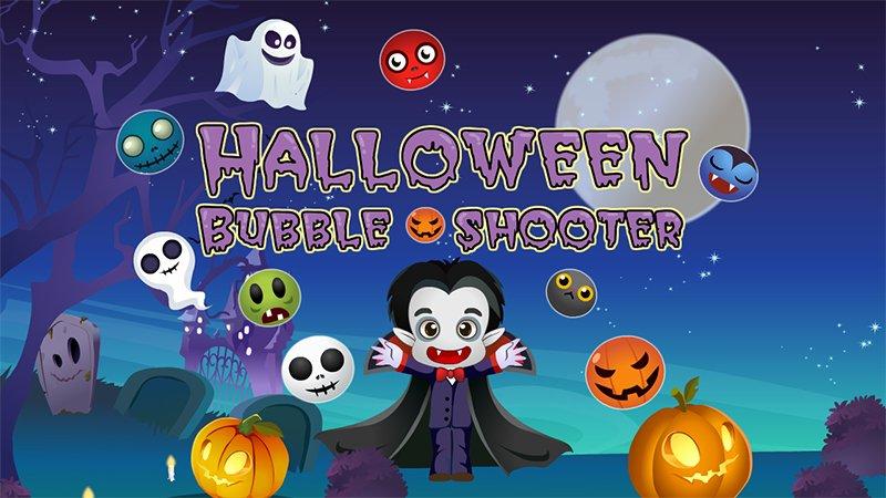 Image Halloween Bubble Shooter