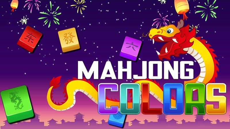 Image Mahjong Colors