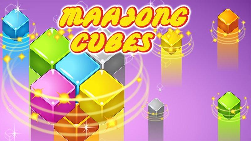 Image Mahjong Cubes