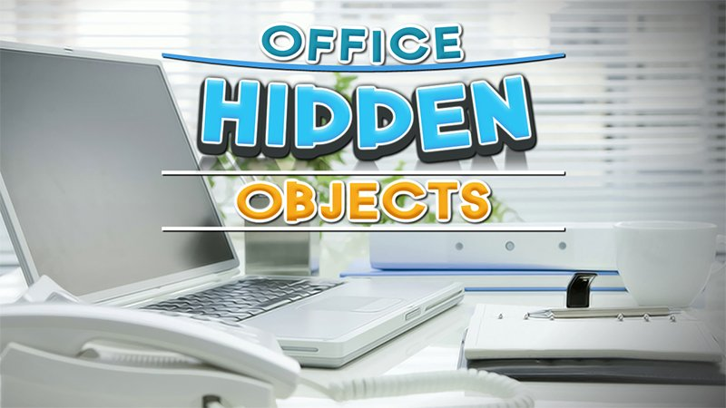 Image Office Hidden Objects