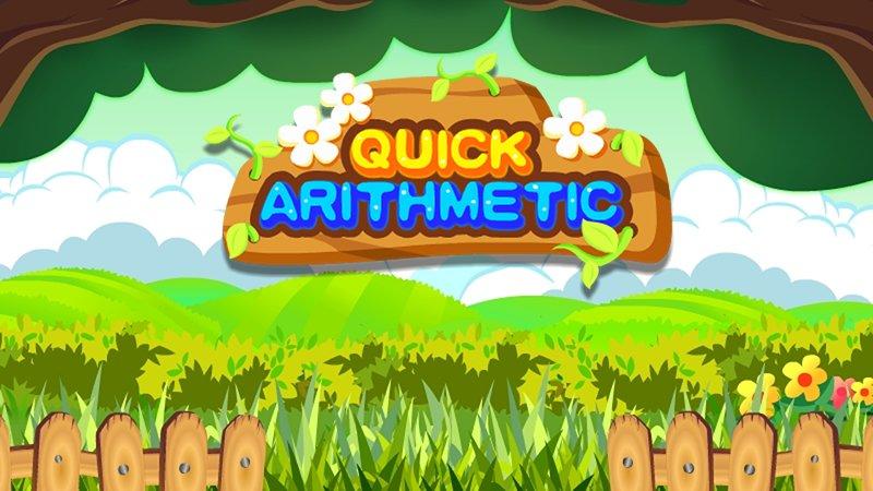 Image Quick Arithmetic