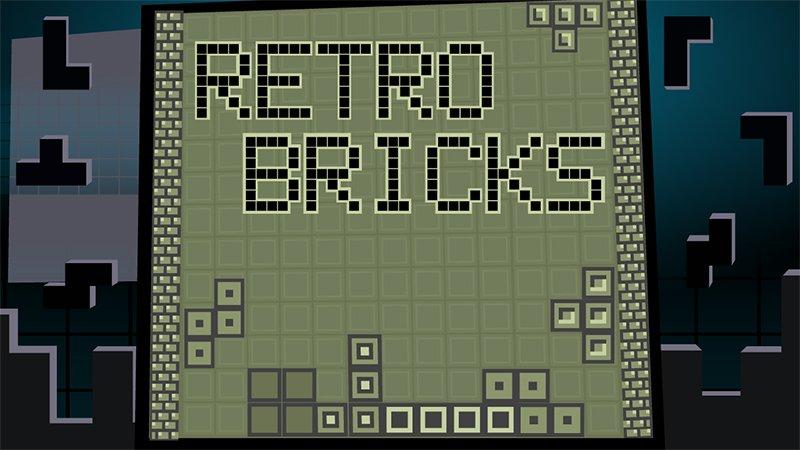 Image Retro Bricks