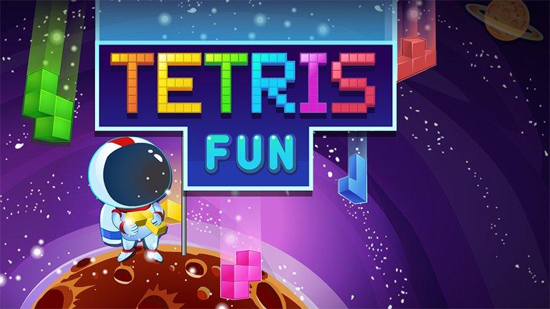 Image Tetris Fun