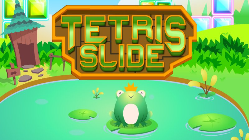 Image Tetris Slide