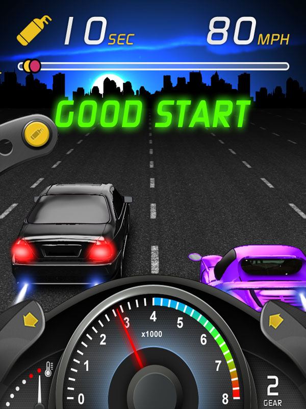 Image Drag Race 3D
